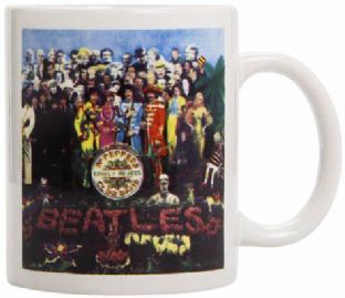 Beatles (The) - Sgt Peppers Club - MUG - (11oz) (Brand New In Box)